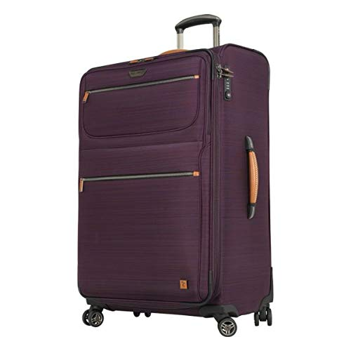 Ricardo Beverly Hills San Marcos 29-inch 4-Wheel Upright Luggage, Violet Purple, One Size