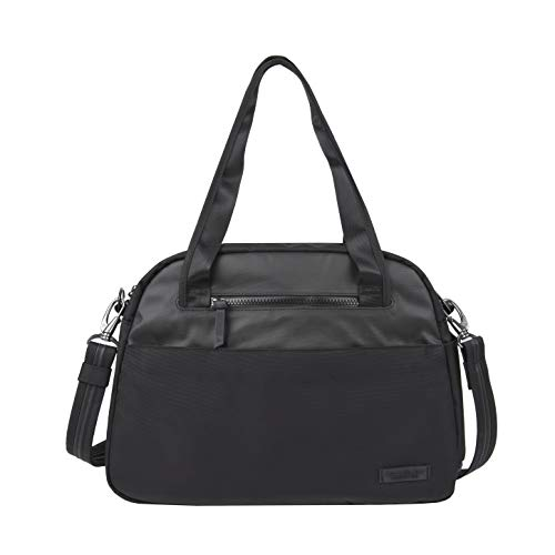 Travelon: Anti-Theft Metro Carryall Tote Bag - Black