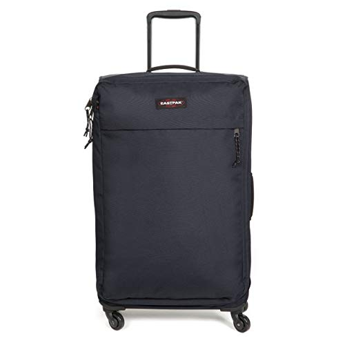 Eastpak Traf'ik 4 L Suitcase, 80 cm, Blue (Cloud Navy)