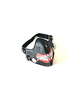 Tokyo Ghost Mask for Costumes Cosplay and Heavy Metal Concerts