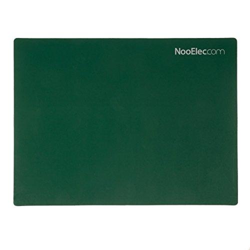 NooElec Löt-und Schaltungsreparaturmatte für Hersteller und Heimwerker, 30cm x 23cm, ESD und Hochtemperatursafe