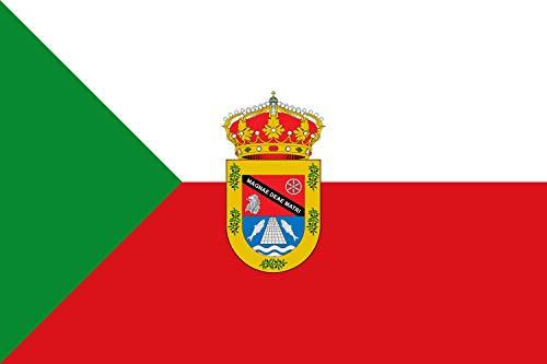 magFlags Bandera Large Garlitos Bandera Rectangular | Bandera Paisaje | 1.35m² | 90x150cm