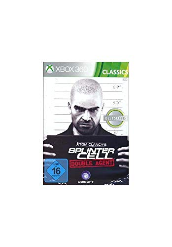 Splinter Cell - Double Agent (Tom Clancy) [Xbox Classics]