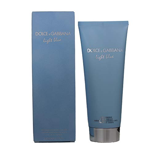 Dolce & Gabbana Light Blue femme/ woman, Bodycream, 200 ml, 1er Pack, (1x 1 Stück)