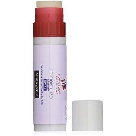 Neutrogena Norwegian Formula Lip Moisturizer With Sunscreen, Spf 15.15 Oz. (Pack of 6)