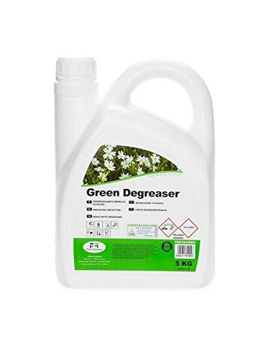 Proeco Químicas Desengrasante Enérgico Ecológico Certificado Ecolabel Green Degreaser Bidón 5Kg. 5000 g