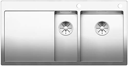 Best Buy! 521645 Blanco Claron 6 S-IF Sink – Main Bowl Right Stainless Steel