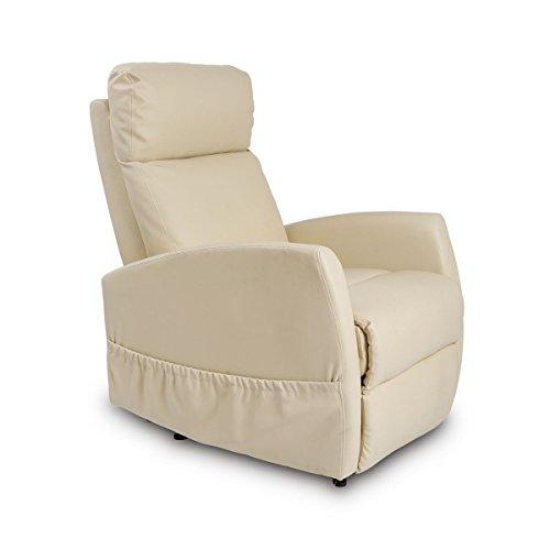Cecotec Sillón Relax Masaje Compact (Beige)