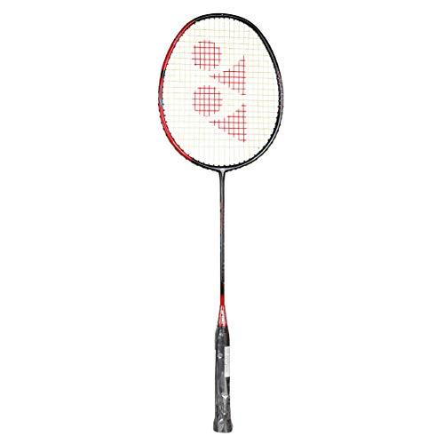 Photo of YONEX Astrox Smash Badminton Racket, black / red f/s