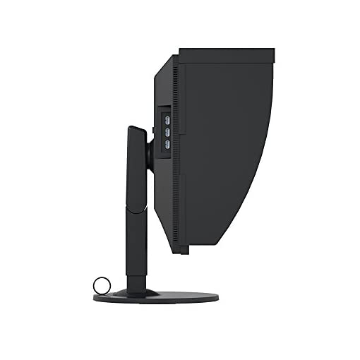 "Eizo CG2420 24.1"" Full HD IPS Negro Pantalla para PC LED Display - Monitor (61,2 cm (24.1""), 400 CD/m², 1920 x 1200 Pixeles, 10 ms, LED, Full HD) 3"