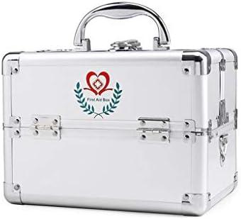 Financial sales sale WUYUESUN First Aid Box Responder Aluminum H Bag Alloy Oklahoma City Mall