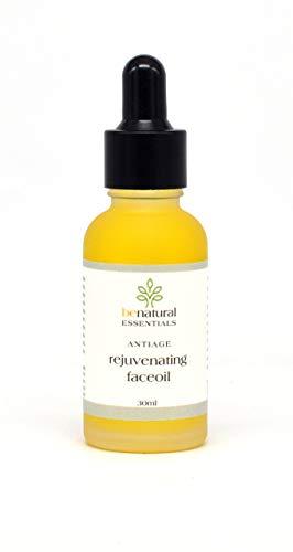 Benatural - Aceite facial natural antiarrugas con efecto revitalizante, 30ml