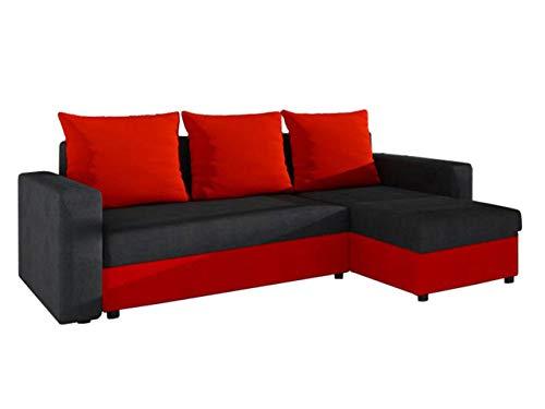 Ecksofa Couch -  günstig Mirjan24 Top   auf schoene-moebel-kaufen.de ansehen