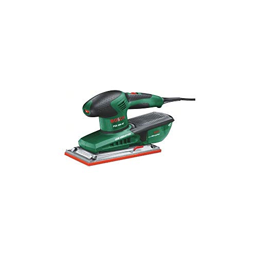 Ponceuse vibrante 250 W Bosch Home and Garden PSS 300 AE 0603340300 Surface abrasive 115 x 230 mm + mallette 1 pc(s)
