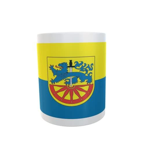 U24 Tasse Kaffeebecher Mug Cup Flagge Radeberg