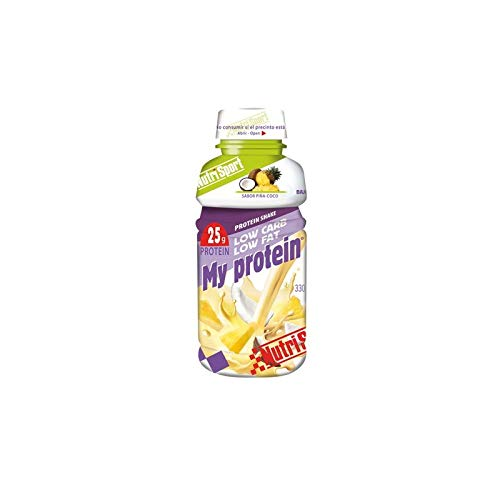 Nutrisport My Protein Drink 12 Units Pineapple / Coconut