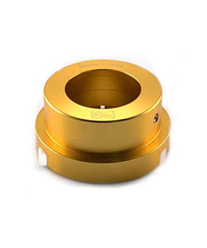 Pastidea - Adattatore in metallo compatibile con Philips Pastamaker 2355/12 2354/12 2358/12 gold