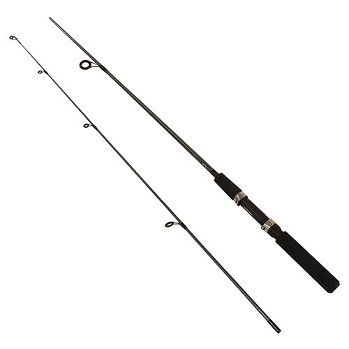SHIMANO FXS60MB2 FX Spinning Rod, 6' Length, 2pc Rod, 10-20 lb Line Rate, 1/8-1/2 oz Lure Rate, Medium Power
