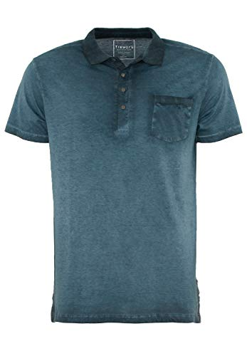 DAILY`S NOTHING`S BETTER BY S. W. B. IAN: T-Shirt aus 100% Biobaumwolle, Color:Navy, Size:XXXL