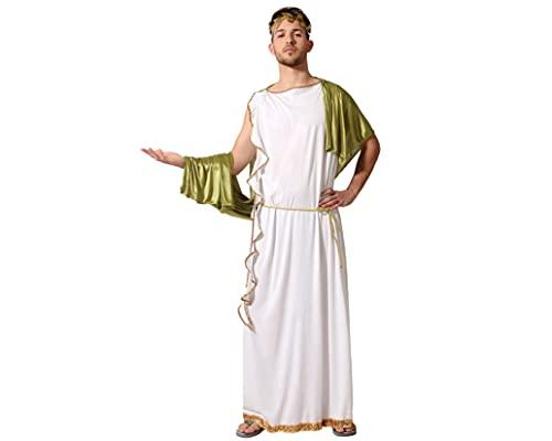 Atosa - 5771 - Costume - Déguisement Homme Empereur Grecque - Taille 2