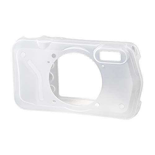 RICOH デジタルカメラケース プロテクタージャケット O-CC173 半透明 リコー シリコン 30278
