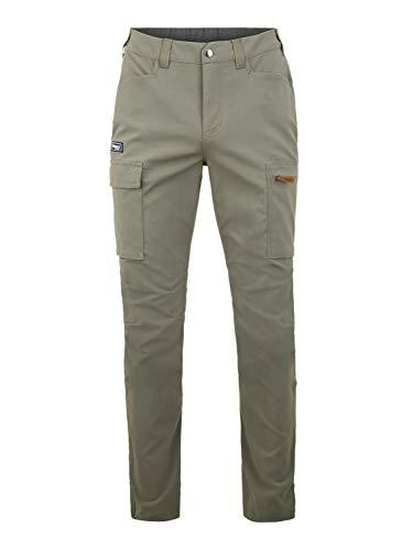 Bergans Nordmarka Pants, L, Green mud