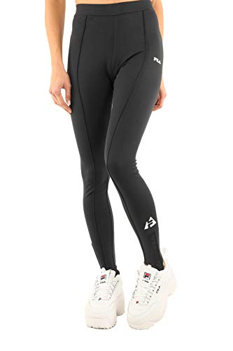 Fila Leggings Halle Pintuck Tight Kleur Zwart, Maat XS