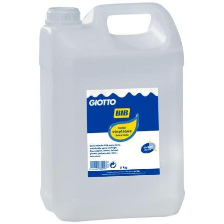 Colle vinylique extra forte GIOTTO 5 kg