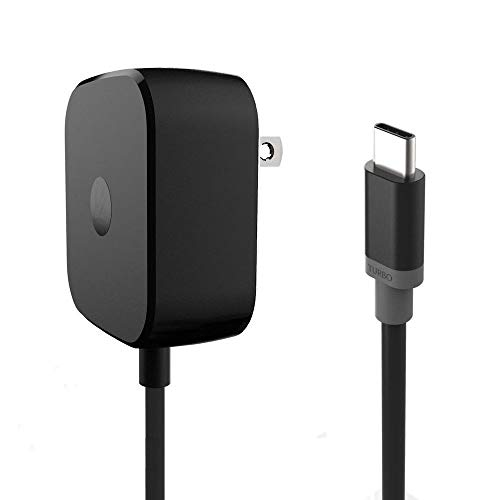 Turbo Fast 15W Wall Charger Works for OnePlus 2 16GB with Hi-Power USB Type-C Cable!