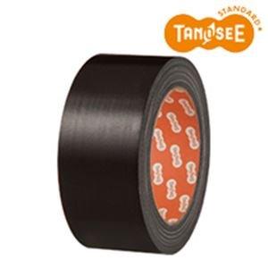 (まとめ)布テープ 50mm×25m 黒 30巻 ds-1072281