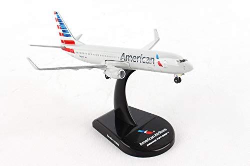 Daron Worldwide Trading Postage Stamp American 737-800 1/300