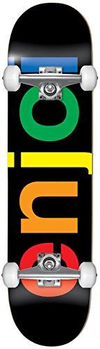 Enjoi enco020–Skateboard Completo, Multicolore Dimensioni 7,875