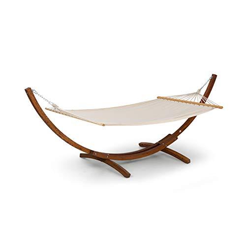 blumfeldt Bali Swing Hamaca de colocación Libre - 200x150cm, Peso máximo: 160kg,...
