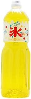 【業務用】 かき氷 (カキ氷) シロップ 【レモン】 1.8L