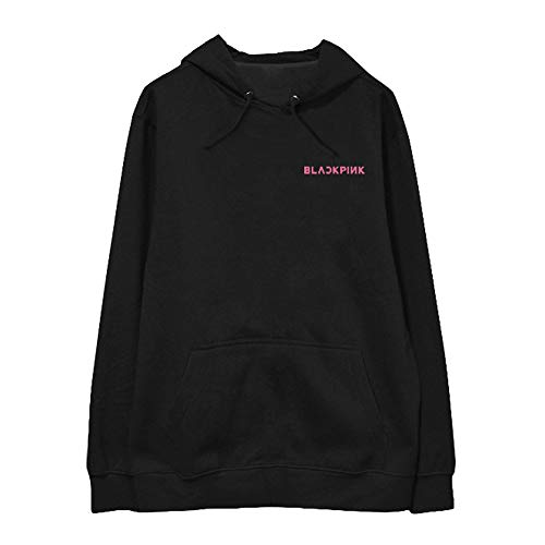 APHT Unisex KPOP Blackpink Sudadera con Capucha Ropa Pullover Camisetas Manga Larga...