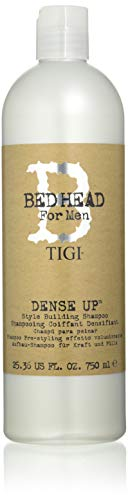 TIGI Bed Head For Men Dense Up - Champú Voluminizador para Hombre 750 ml