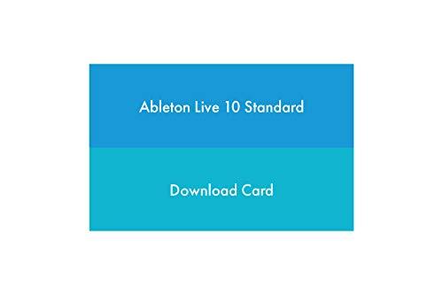 ABLETON LIVE 10Standard mehrspurrekorder Software