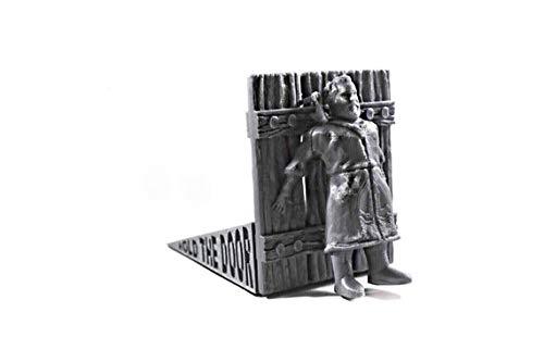 Game of Thrones Door Stop | Hodor Door Stopper (Silver)