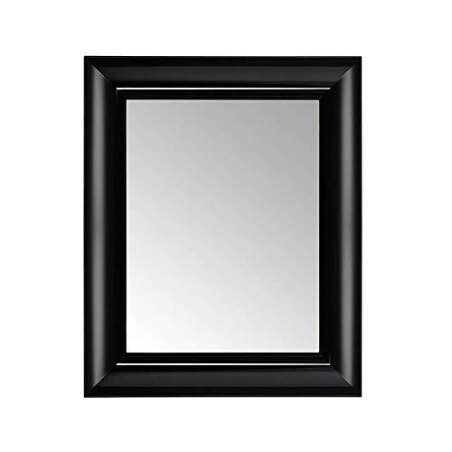 Kartell François Ghost miroir noir opaque
