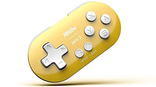 WeChip Zero 2 Wireless Controller, winzig, aber leistungsstark, gelb