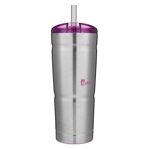 Bubba Brands Ignite USA Purp Vakuum-Becher aus Edelstahl, 680 ml, Paradise Purple Deckel