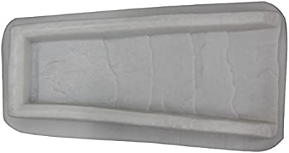 Slate Look Downspout Splash Guard Concrete Mold 7047