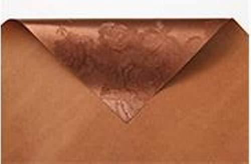 Mijnwerker cadeau Rose afgedrukt inpakpapier rol voor bruiloft kinderen verjaardag vakantie Baby douche Gift Wrap Craft Paper Decor geschenken, S1