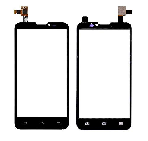 Touch Screen Digitizer Glass for Micromax Canvas Doodle A111 - Black
