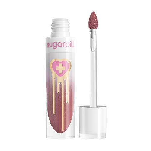 Sugarpill Matte to Sparkle Lipstick Glitter Liquid Color