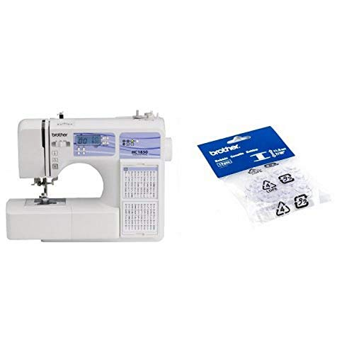 Brother HC1850 Computerized Sewing and Quilting Machine with 130 Built-in...
