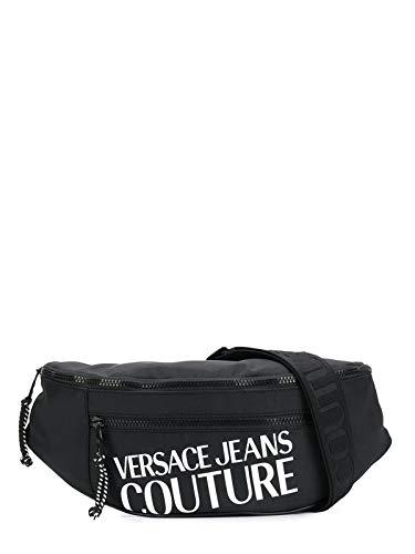 Luxury Fashion | Versace Jeans Heren E1YVBB4371428899 Zwart Synthetische Vezels Heuptas | Lente-zomer 20
