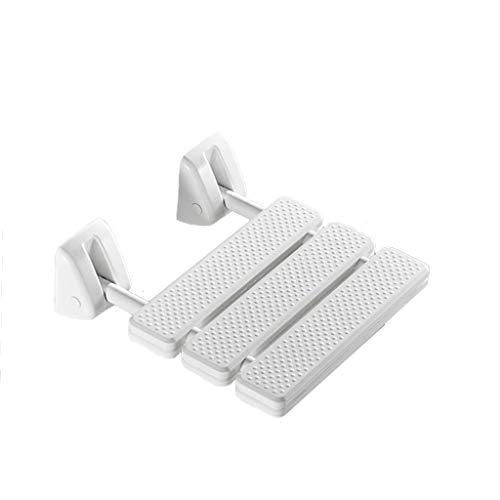 Douchestoel aan de muur, badhulp voor ouderen, gehandicapten en gehandicapten, slipbestendige valpreventie, multifunctioneel gebruik