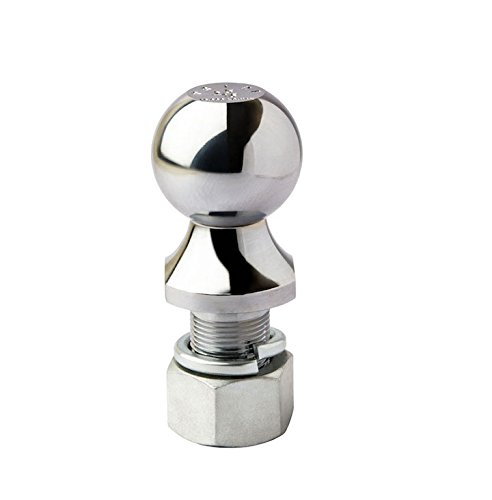 Best Review Of Prime Steel 18061 Chrome Hitch Ball (6K - 2-5/16 X 1 X 3-Inches - Chrome - Pack of 1)