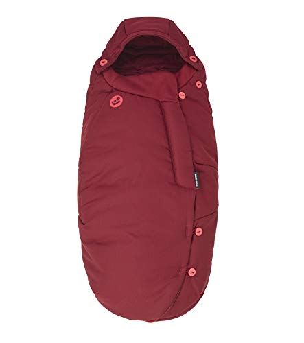 Maxi-Cosi 1792701110 MC General Fmf - Saco de dormir, color rojo